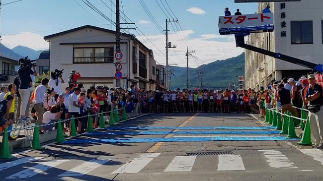 第68回 富士登山競走5合目コース  初参加してきました!