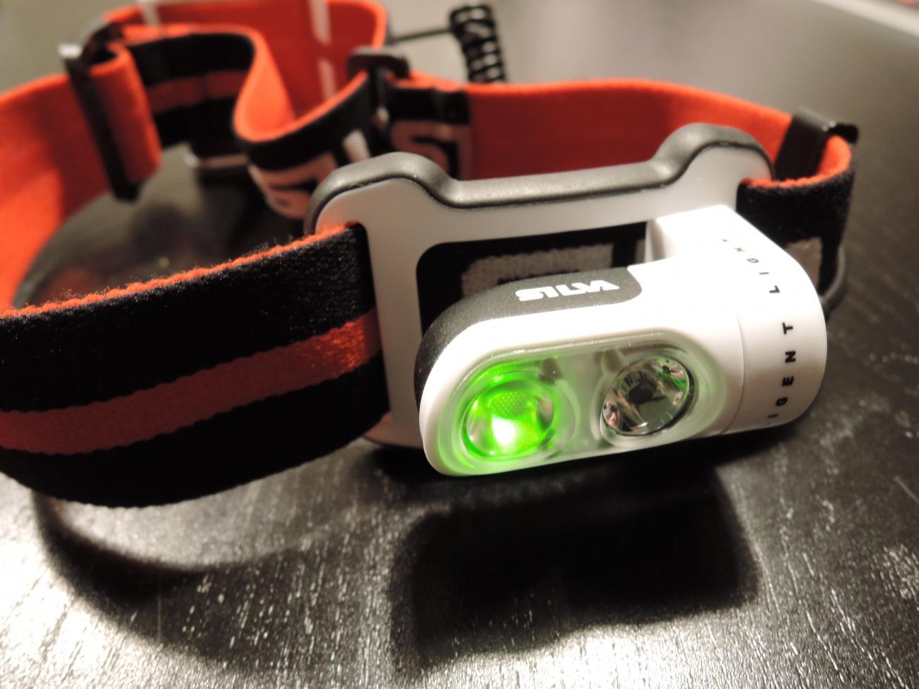 トレイルランナー2電池残量灯