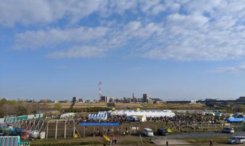【速報】板橋シティマラソン2019 行きはヨイヨイ、帰りは攣り地獄